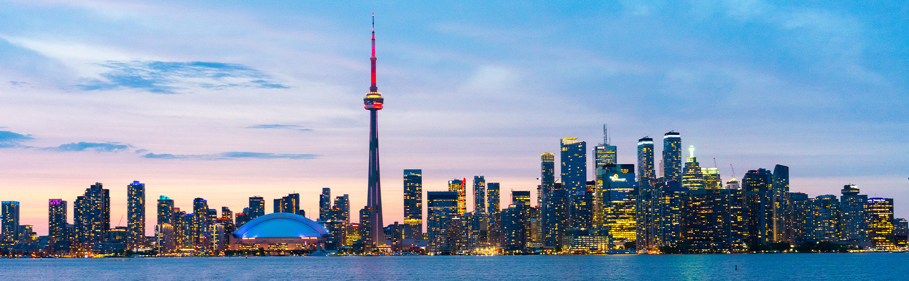 cruise to and from toronto canada