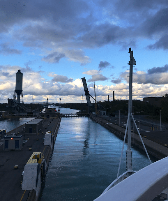 cruise to welland canal