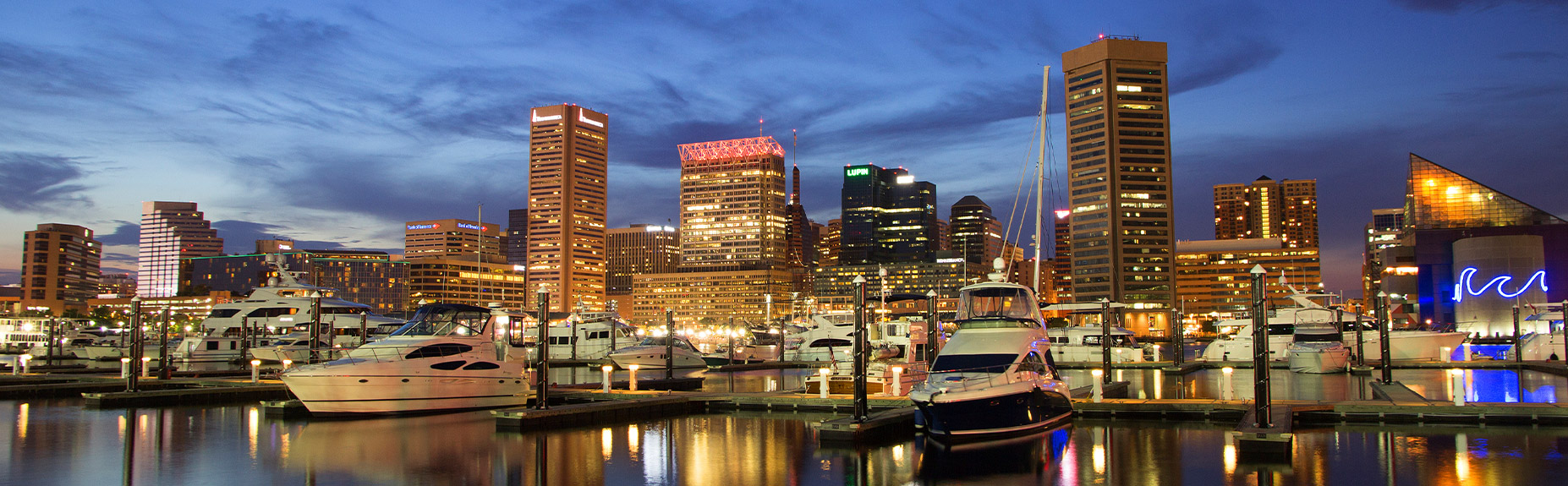 cruises to baltimore