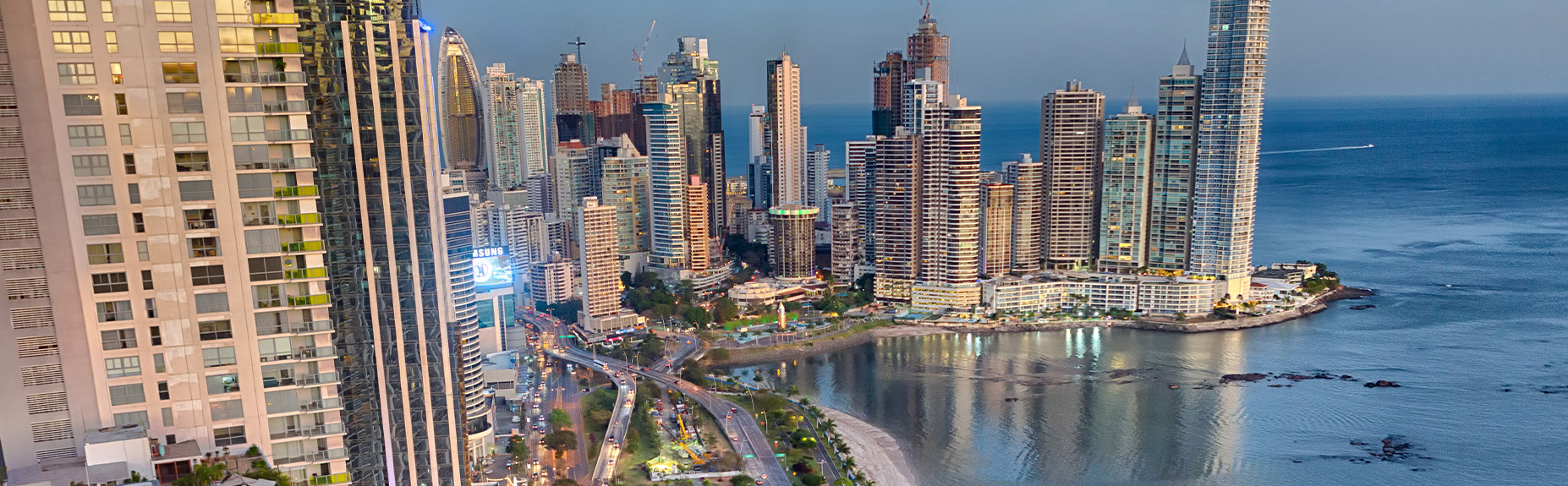 cruise to and from panama city