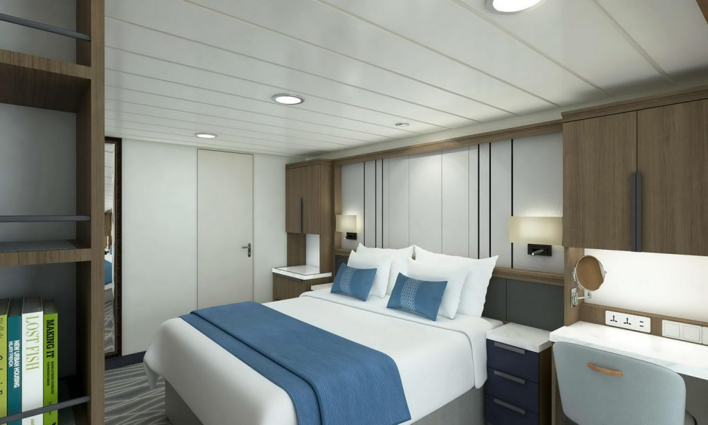 Deluxe Suite With Private Balcony