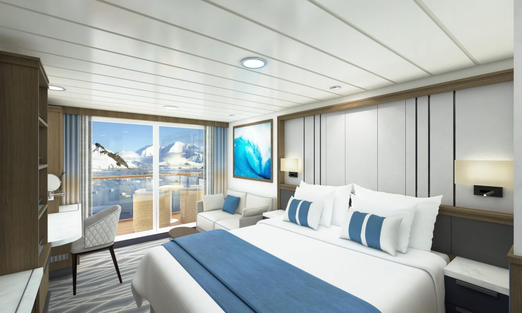 Deluxe Stateroom With Private Balcony